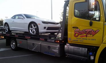 Automobile Towing